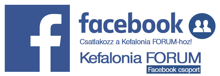 Kefalonia FORUM facebook csoport